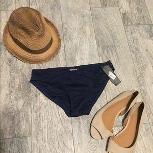 New DKNY bikini bottom